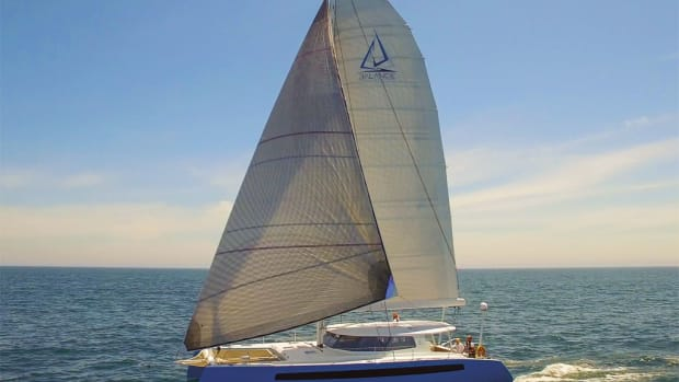 A refined bluewater voyager