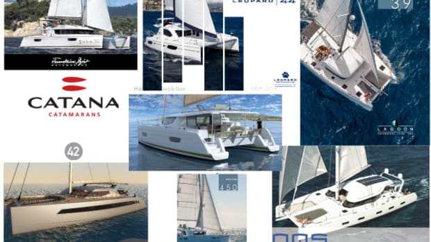 It can be tempting to focus exclusively on the numbers when trying to differentiate between the many catamarans