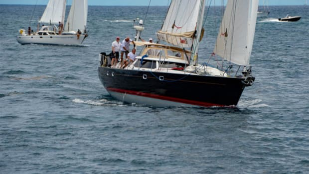 Photo courtesy Antigua-Bermuda Race/Ted Martin