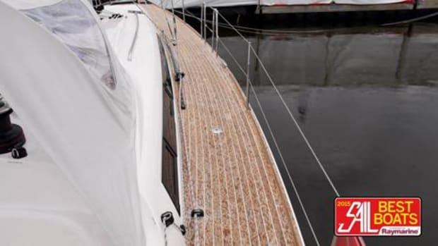 SAIL Magazine's Best Boats 2015 Salona 44