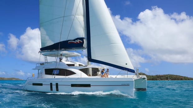A charter—bareboat or crewed—can be a great learning experience and allow sailors to test their skills.