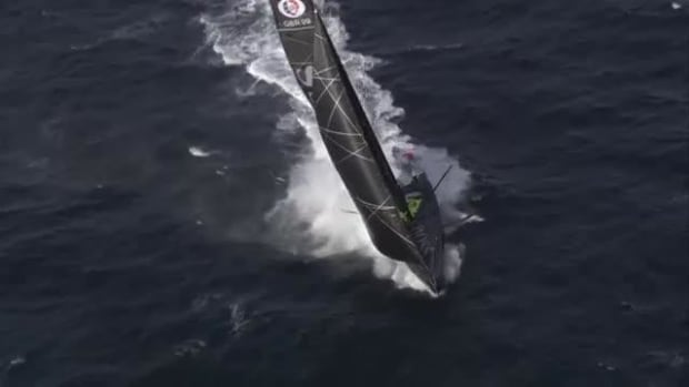 Vendée Globe 216-2017 - Alex THOMSON - HUGO BOSS