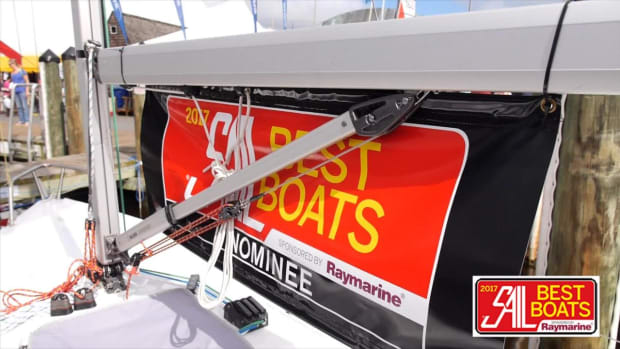 Best Boats 2017: Fareast 23R