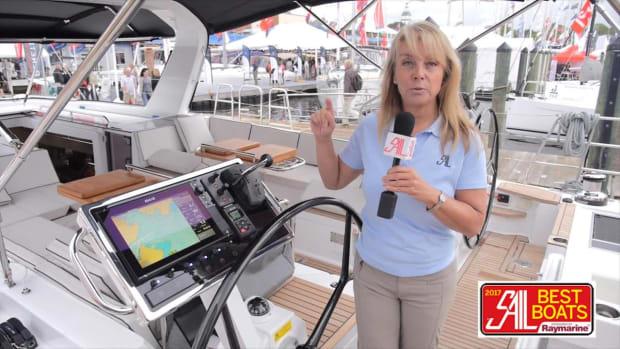 Best Boats 2017: Beneteau Oceanis Yacht 62