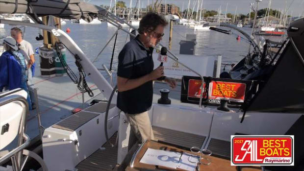 Allures 39.9: Best Boats 2017