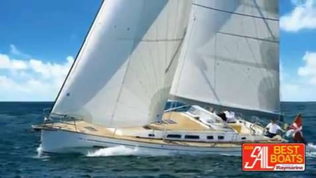 Sail Best Boats 2016 XC 45
