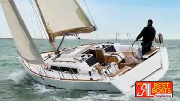 Sail Best Boats 2016 Dufour 350