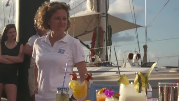 Rolex Swan Cup Caribbean 2017 - Highlights