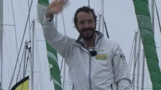 Video: An Emotional Vendée Globe Finish
