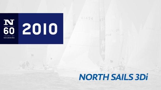 2010 - North Sails 3Di _ 60 Years of Sailmaking