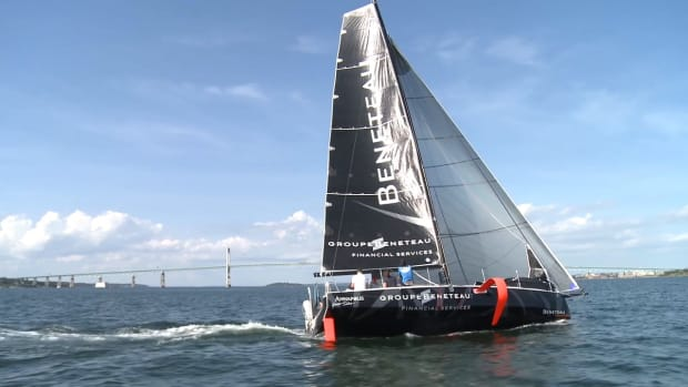 The New Figaro Beneteau 3