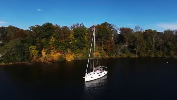 Getting to Know the New Jeanneau Sun Odyssey 410