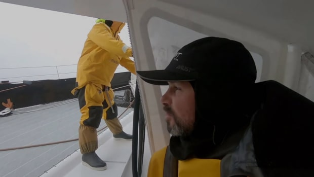 Pedal to the Metal with Spindrift 2 Off Cape Horn