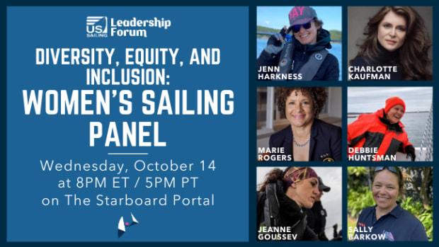 Women Sailing Panel -  EMAIL