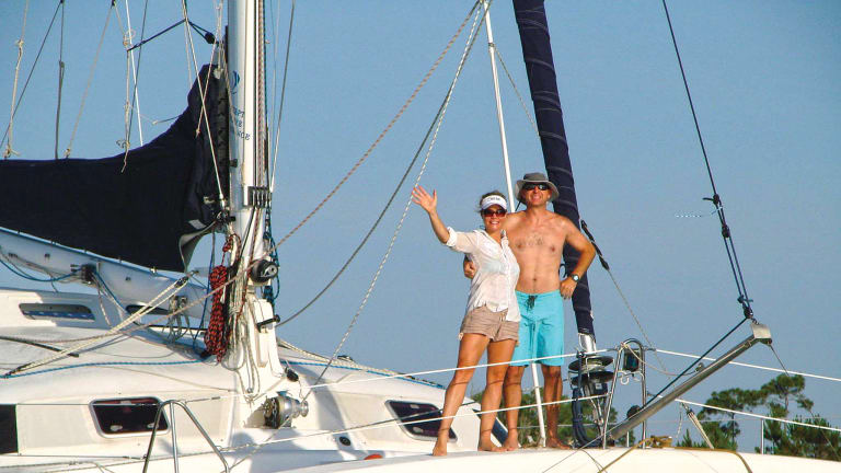 A Monohull Sailor's Voyage on Two Hulls