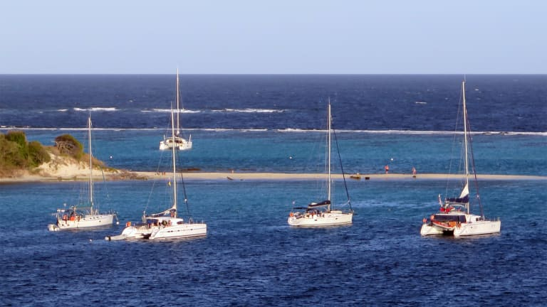 Join Our Panel of Expert Cruisers at The Sailing South Seminar
