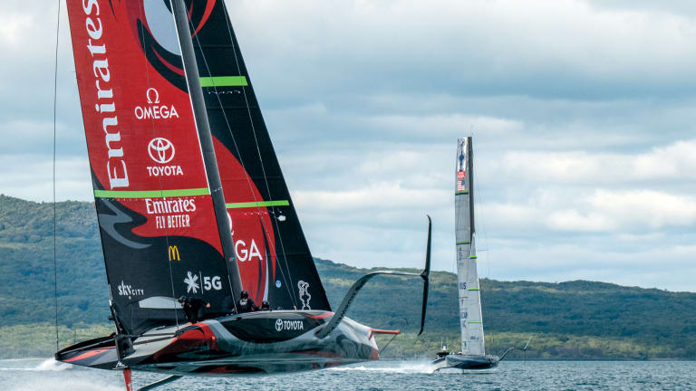 The 36th America's Cup