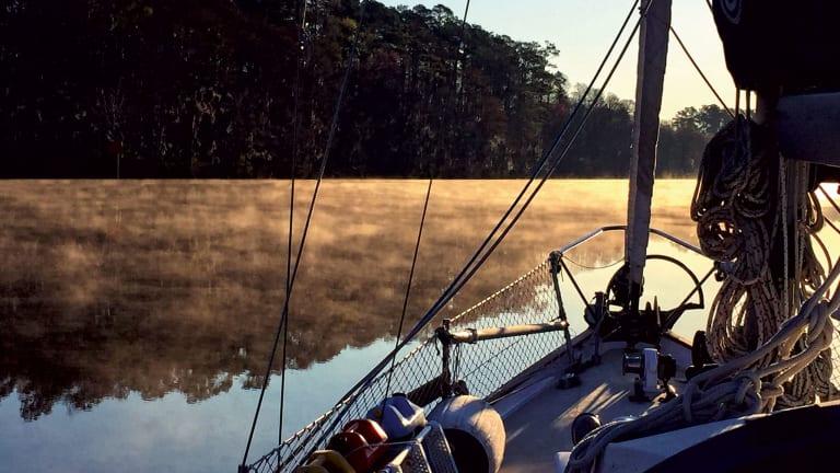Cruising: a Long Haul North