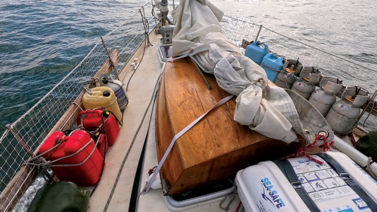 Know-How: Marlinspike Seamanship in the Arctic
