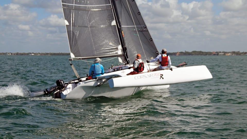 Boat Review: Corsair 760R