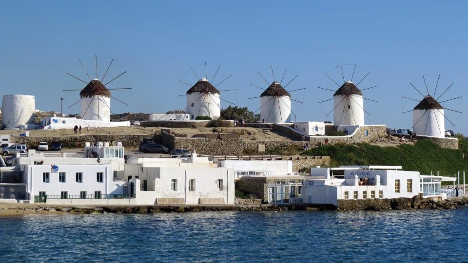 Cultural Charters: Mykonos