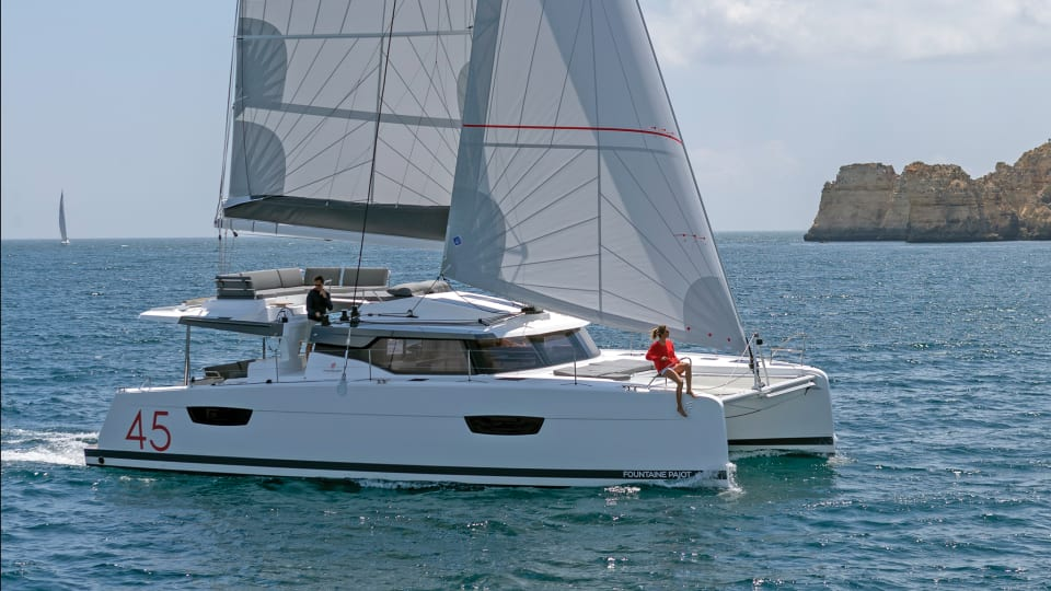 Boat Review: Fountaine Pajot Elba 45