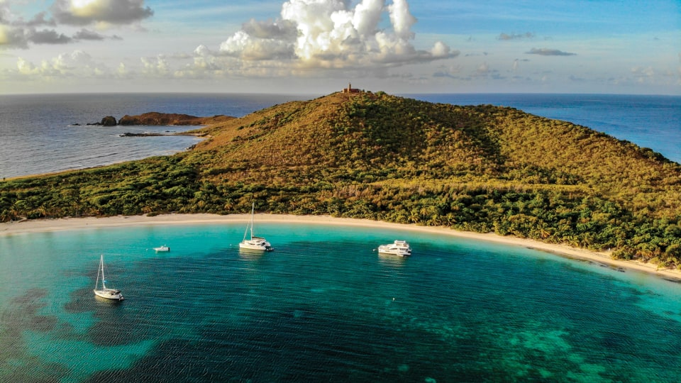 Chartering: The Spanish Virgin Islands
