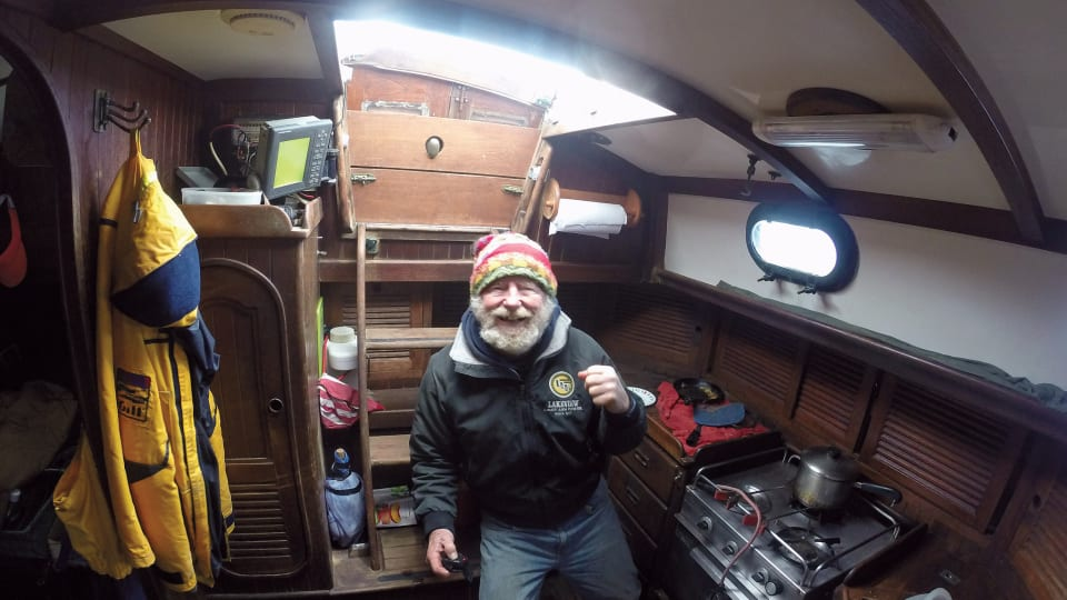 Solo Circumnavigator Jeffrey Hartjoy Tells How He Discovered the Sailing Lifestyle