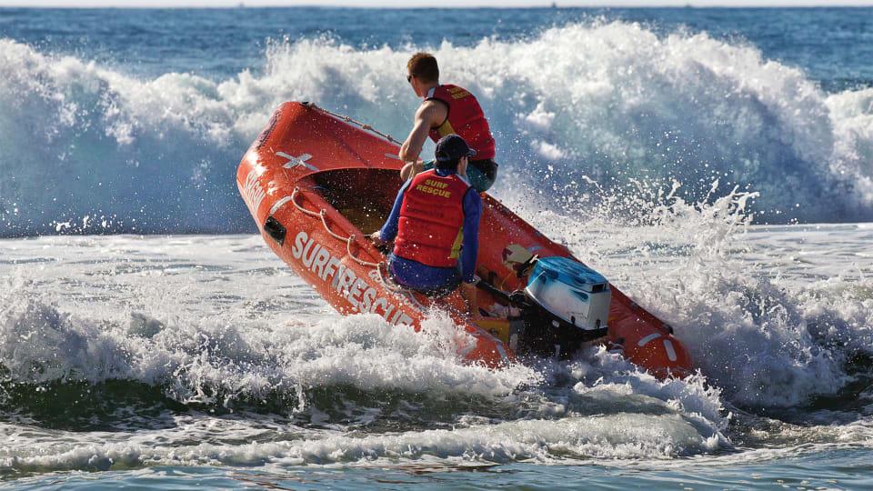 Successful Surf Landings with Wheels