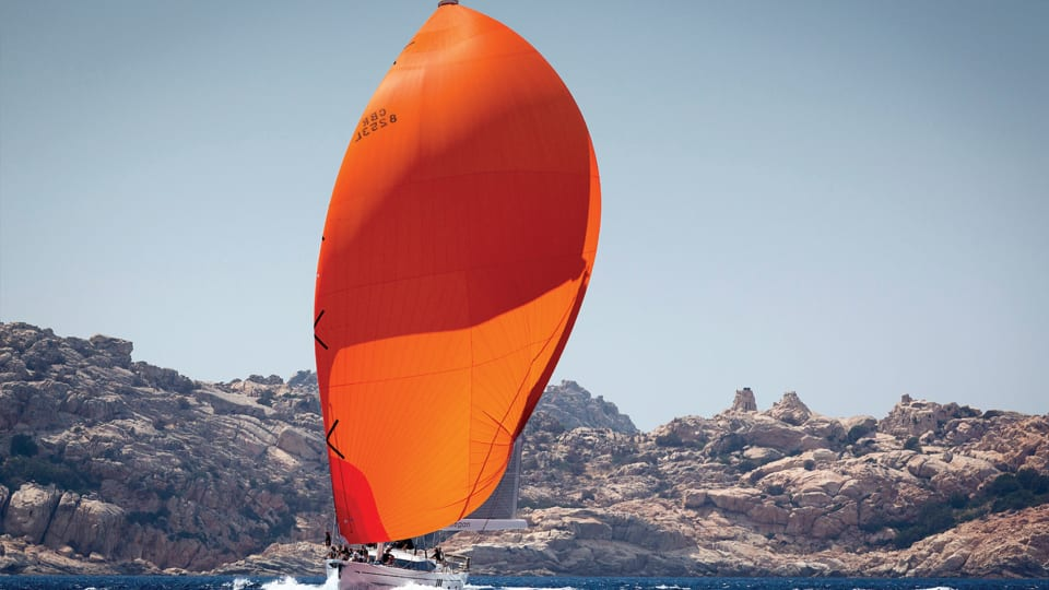 Light-air Sails and How to Handle Them