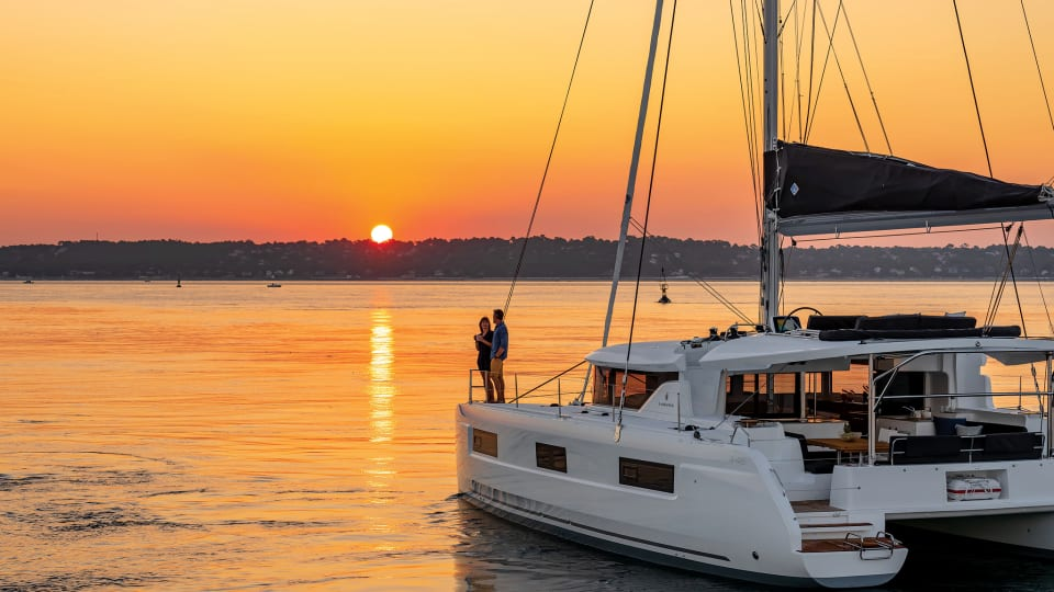 Purchasing a Charter Yacht