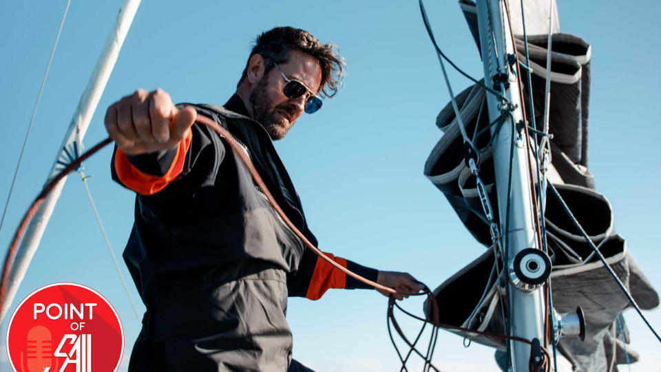 Point of SAIL: Ryan Finn on Solo-sailing a Proa Round Cape Horn