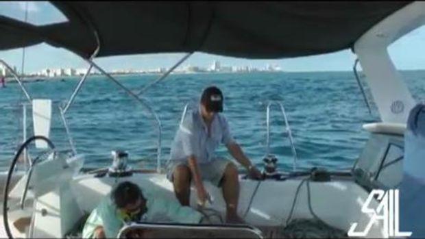SAIL Magazine Best Boats 2013 Beneteau Sense 55