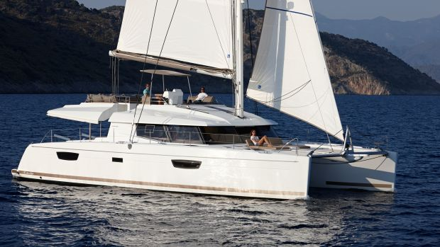 The company's flagship is sure to please a variety of sailing families