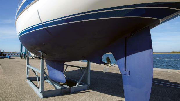 The latest antifouling formulations allow you to keep your bottom clean without harming the environment