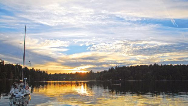 Border-hopping on a weeklong charter through the islands of the Pacific Northwest