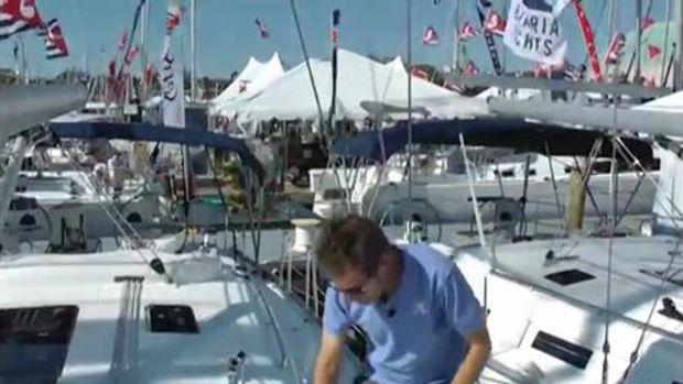 SAIL Boat Review The Bavaria Cruiser 45