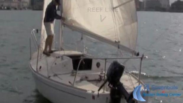 Sail Magazine's Essential Sailing Reefing