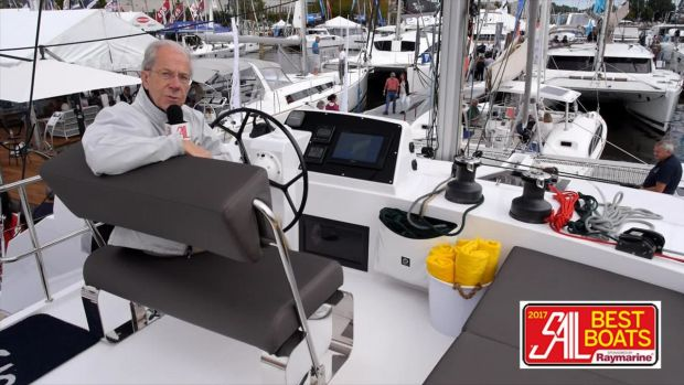 Best Boats 2017: Bavaria Nautitech 46 Fly