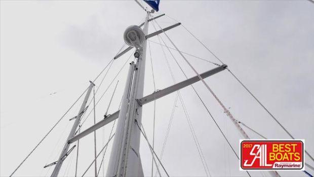 Hallberg-Rassy 40MkII: Best Boats 2017