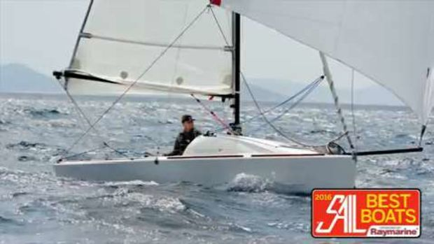 Sail Best Boats 2016 Seascape 18