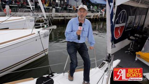 SAIL Magazine's Best Boats 2015 Jeanneau Sun Odyssey 349
