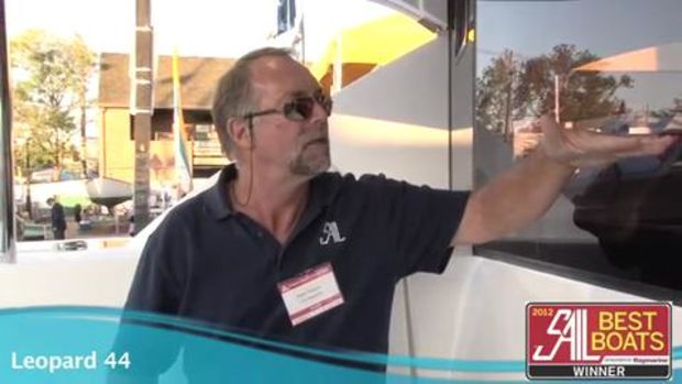 SAIL Magazine Boat Review The Leopard 44