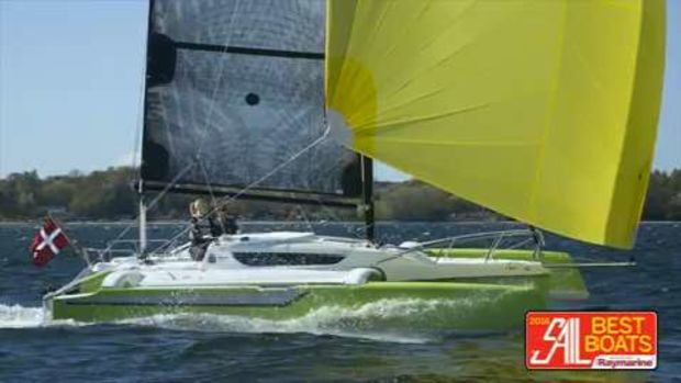Sail Best Boats 2016 Dragonfly 25