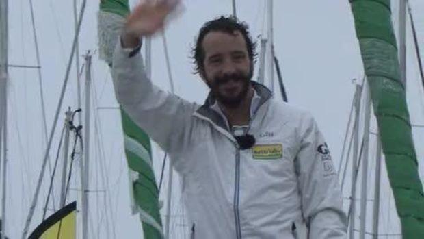 Video: An Emotional Vendée Globe Finish