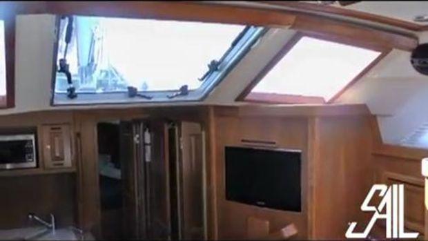 SAIL Magazine Boat Review Tartan 4700