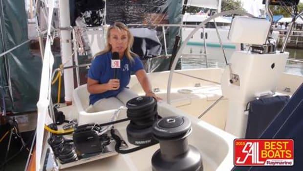 SAIL Magazine's Best Boats 2015 Morris Ocean Series 48GT