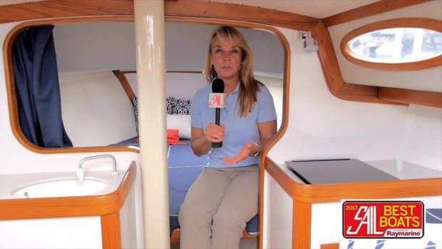 Best Boats 2017: Alerion Sport 30