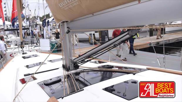 Best Boats 2017: Dufour 460