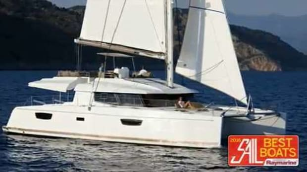 Sail Best Boats 2016 Fountaine Pajot Ipanema 58
